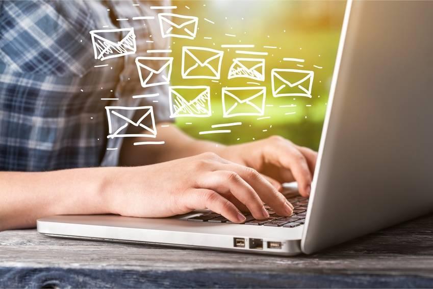 Newsletter emailing