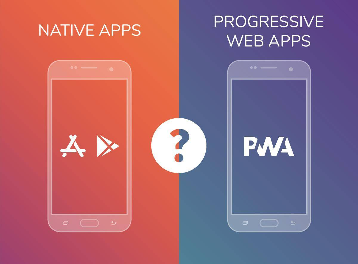 PWA contre Application Native