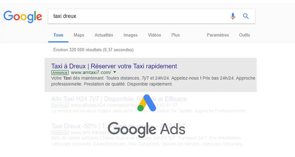 Formation Référencement Payant - Google Ads